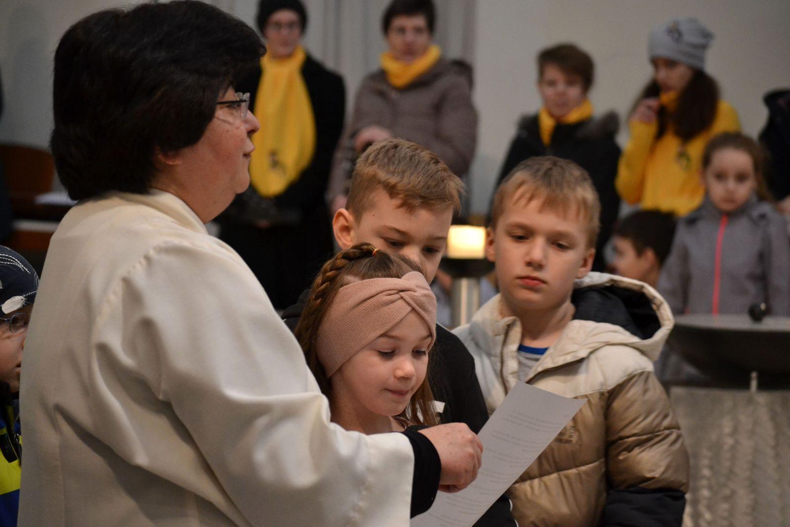 Erstkommunion Vorbereitung