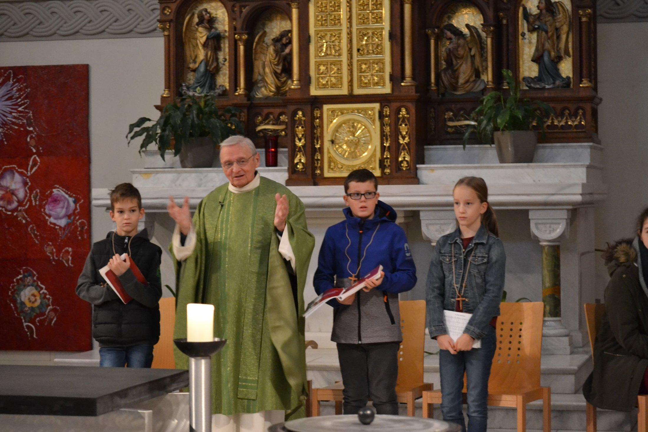 das Altar-Team