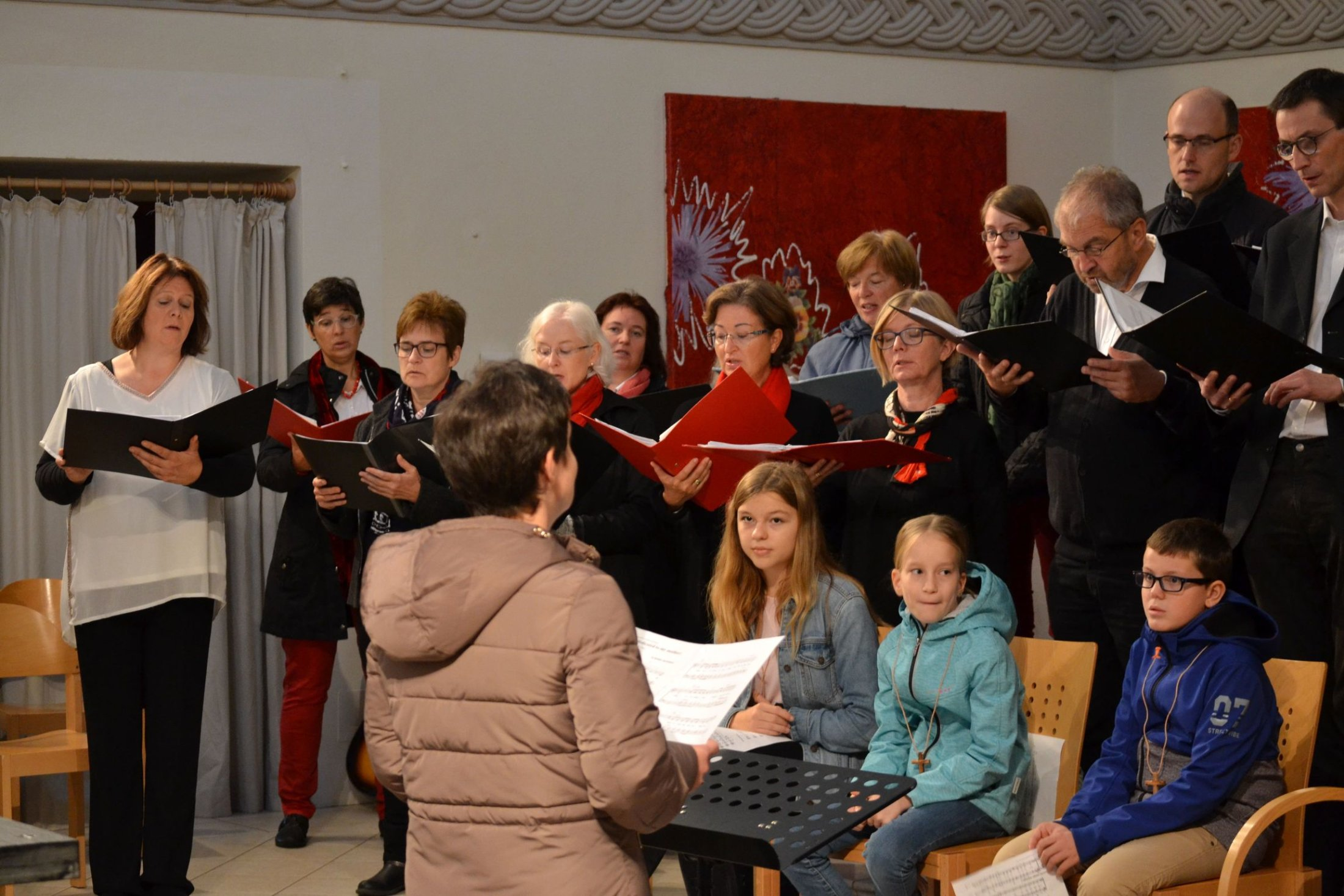 die Chorleiterinnen