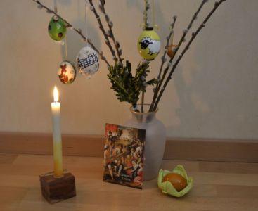 das Osterfest ist gekommen!