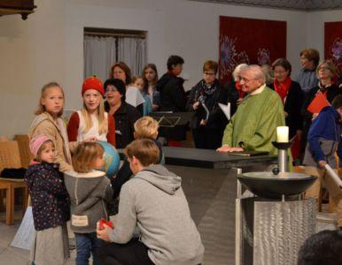 Kinderwogo zum Sonntag der Weltkirche